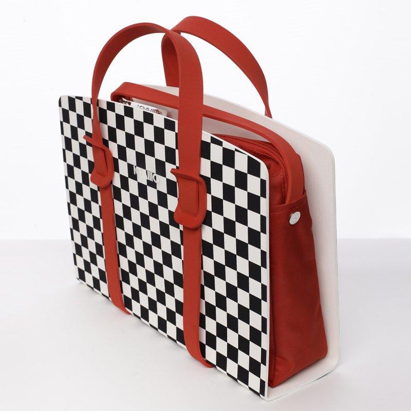 Fascinující dámská italská kabelka Corrado IOAMO