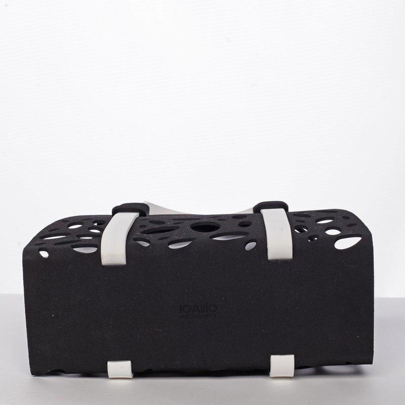 Nepřehlédnutelná dámská italská kabelka Leone IOAMO