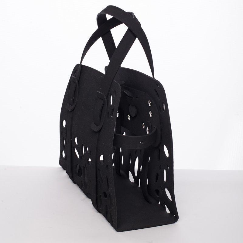 Působivá dámská italská kabelka Santi Angeli IOAMO
