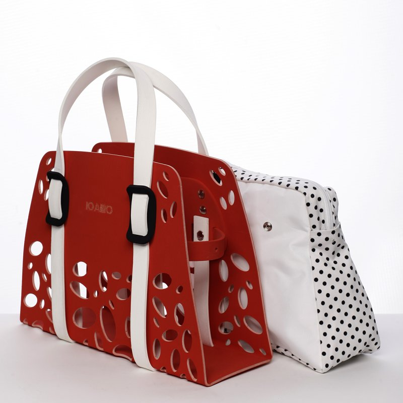 Kouzelná dámská italská kabelka Serafino IOAMO