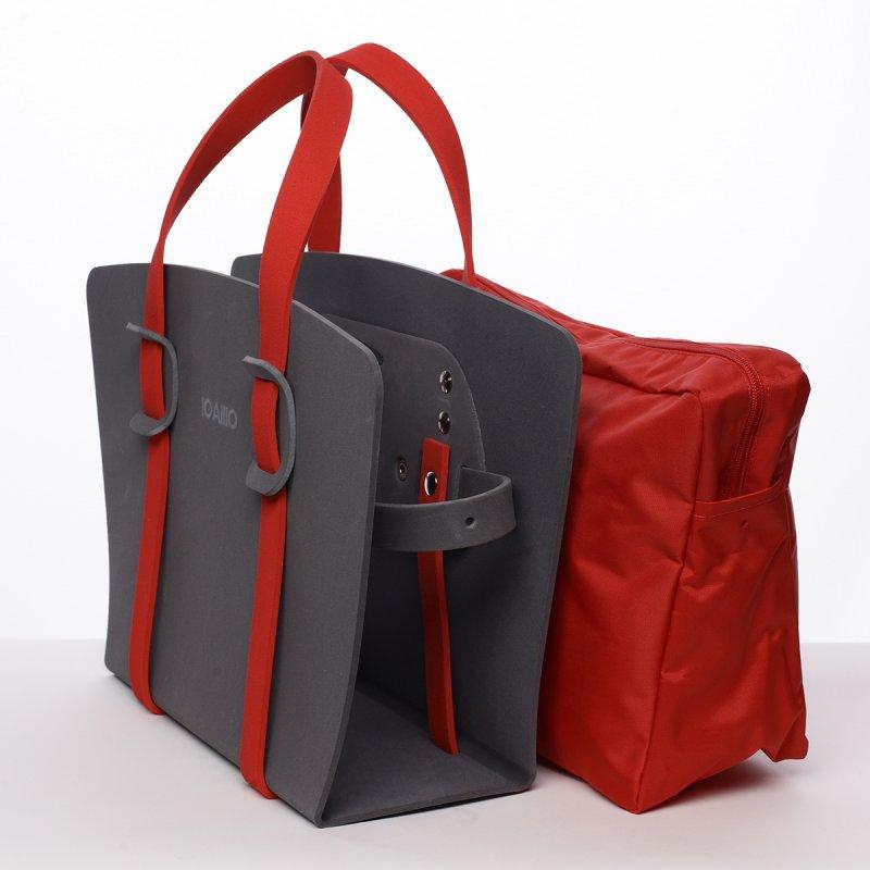 Stylová dámská italská kabelka Callisto  IOAMO