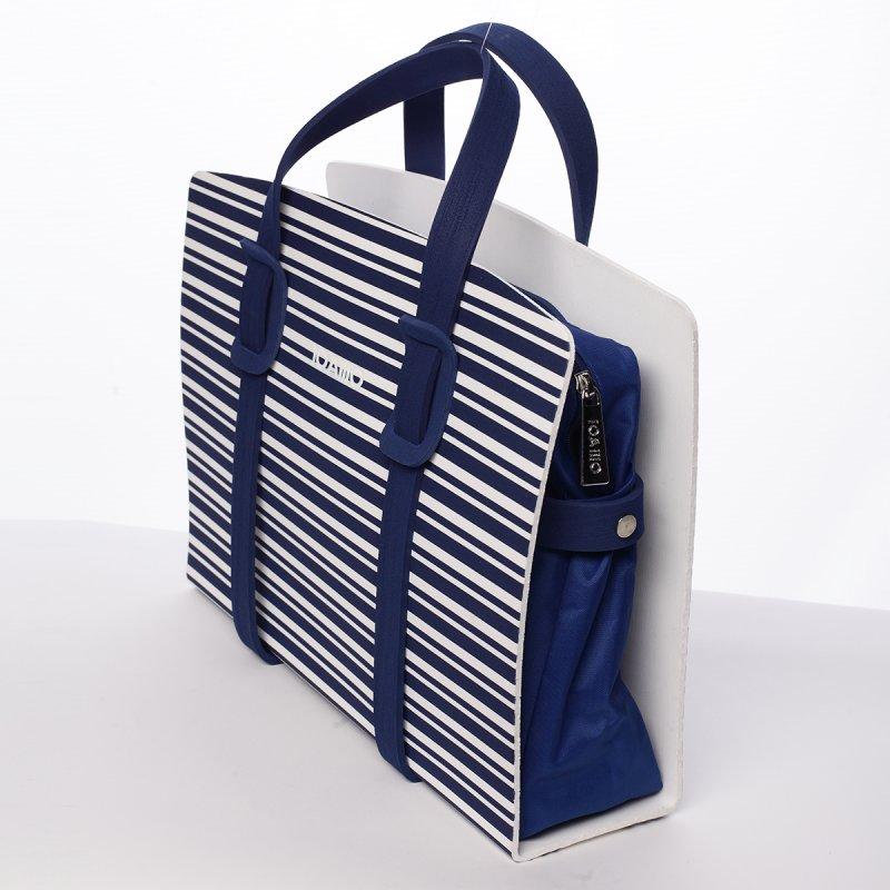 Podmanivá dámská italská kabelka Eddite IOAMO