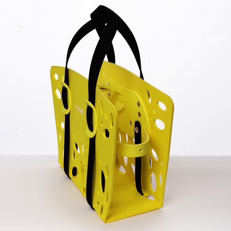 Nepřehlédnutelná italská dámská kabelka Ignazio  IOAMO