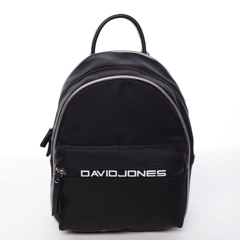 Kombinovaný dámský městský batoh Lidie černý