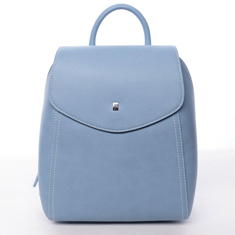 Elegantní dámský batůžek Zuzana modrá