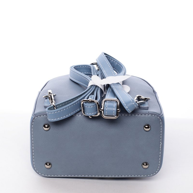 Módní stylový batůžek Jozefína modrá