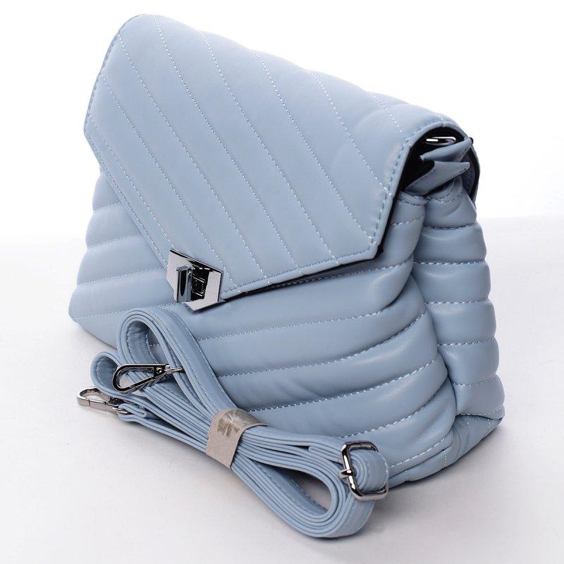 Dámská módní  crossbody Pavlína modrá