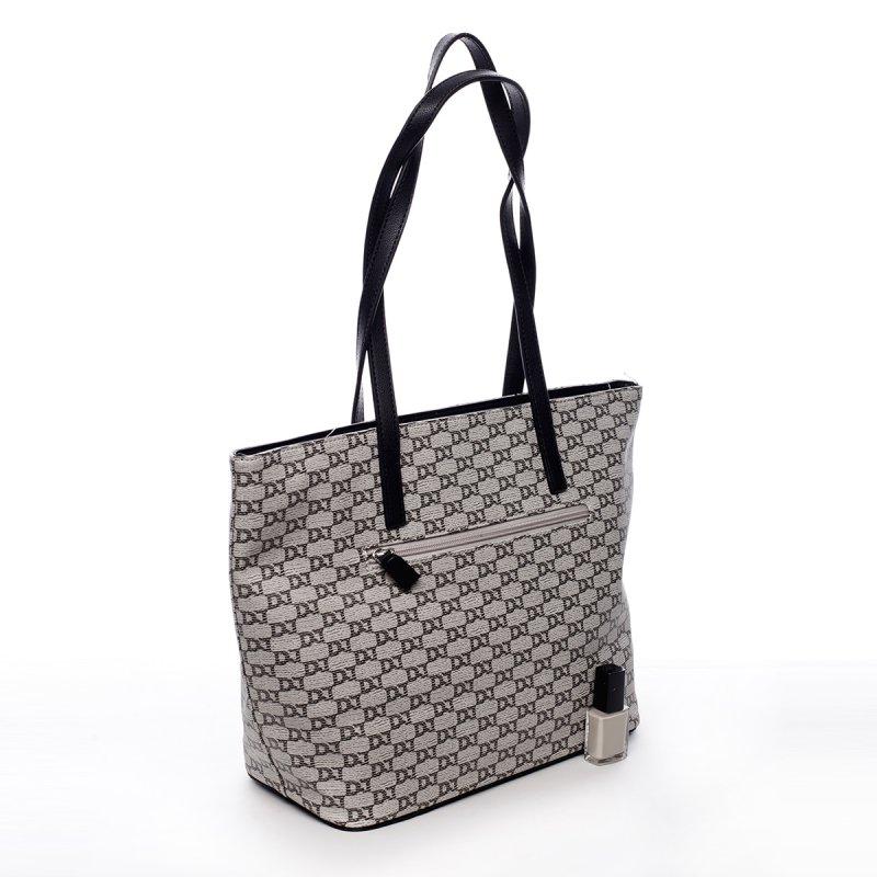 Módní dámská taška Alexandra černá