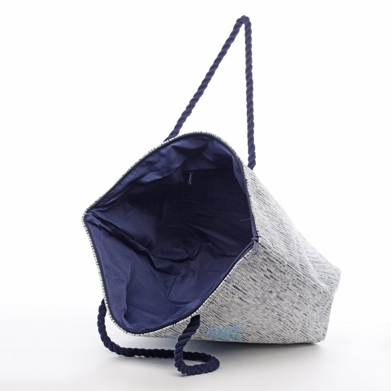Plážová taška Andrea černá