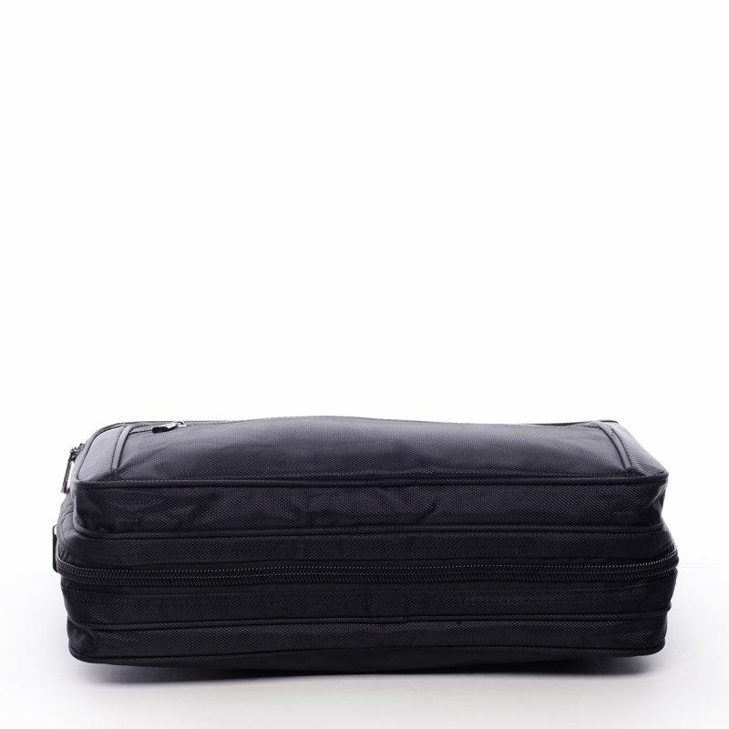 Taška na notebook Mário černá