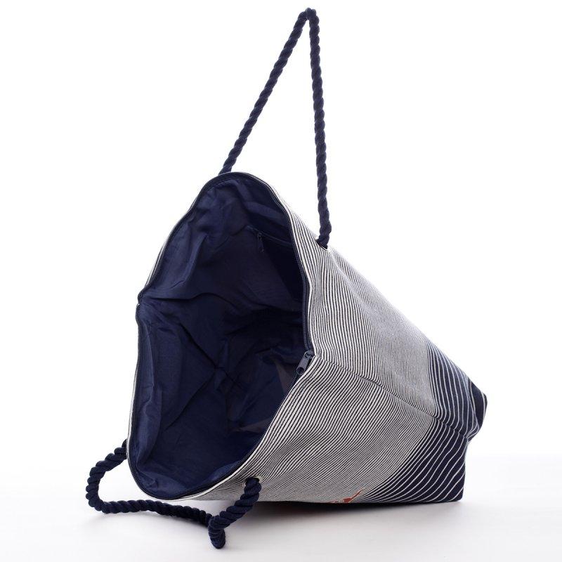 Plážová taška Summer modrá