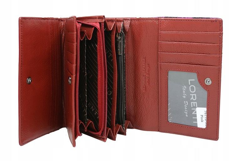 Dámská peněženka Angela, růžová