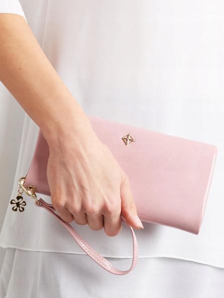 Designová peněženka Jenny, růžová