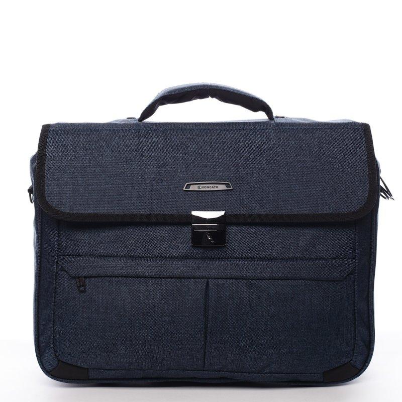 Pánská pracovní taška Manuel modrá