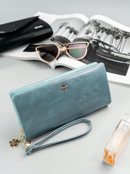 Designová peněženka Jenny, modrá