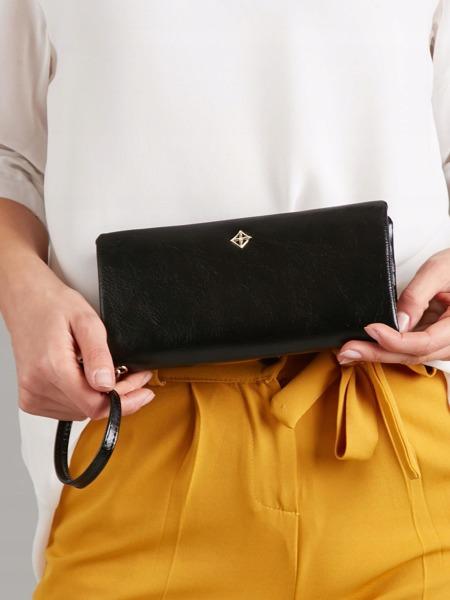 Designová peněženka Jenny, černá