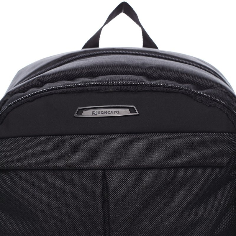 Pánský batoh na notebook Gregorio černý