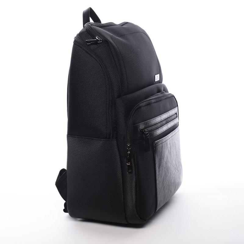 Pevný pracovní/školní pánský batoh Raymundo Ciak Roncato černá