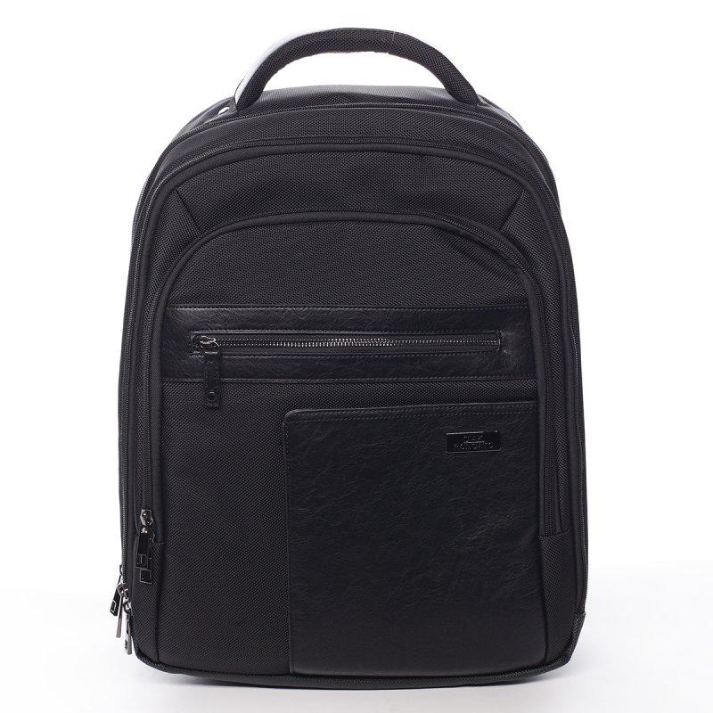 Stylový pánský pracovní/školní batoh Amadeo černý