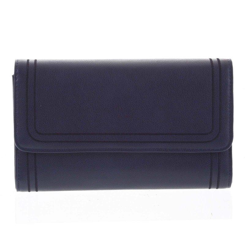 Dámské luxusní psanicko Sandra, tmavě modre