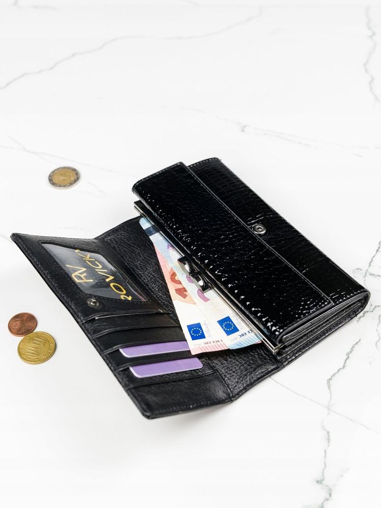 Dámská peněženka Elisa, černá
