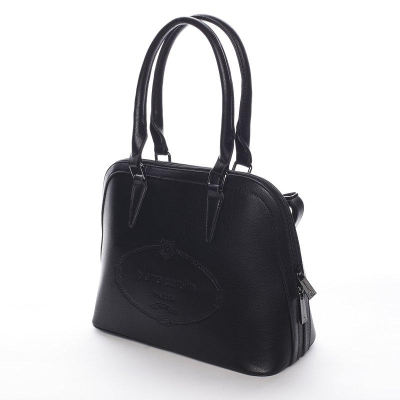 Stylová dámská kabelka PIERRE CARDIN Brunela, černá
