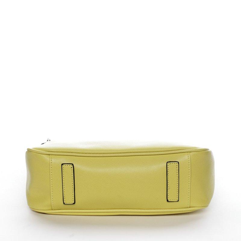 Letní žlutá kabelka PIERRE CARDIN Cecelia