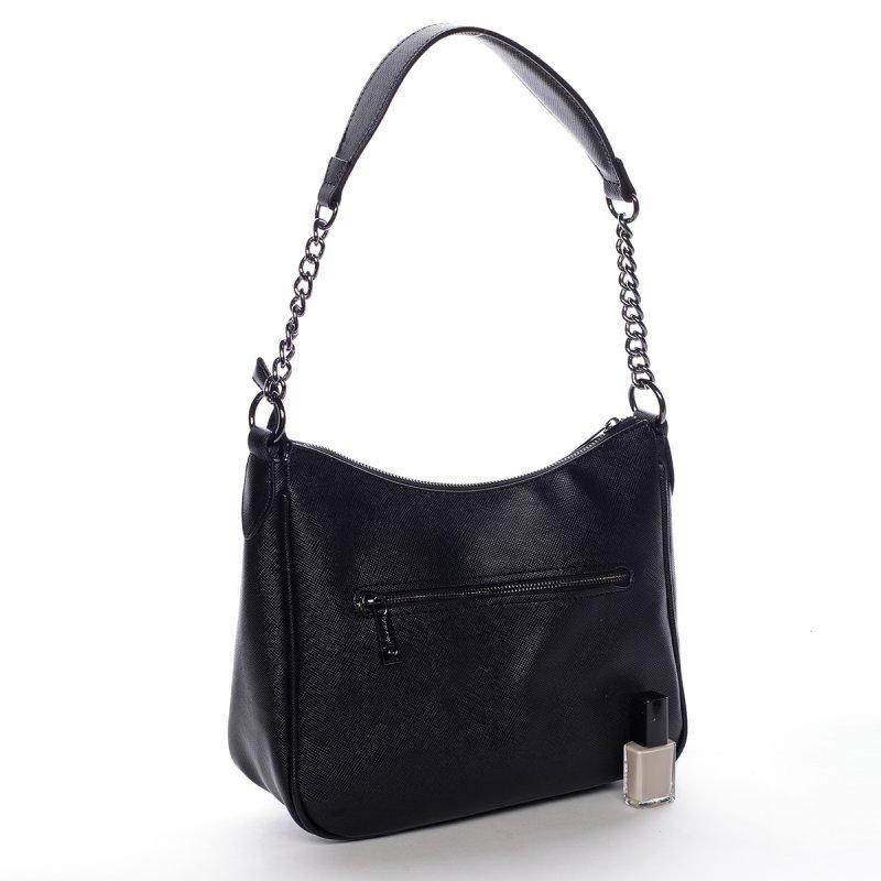 Černá kabelka PIERRE CARDIN Cecelia