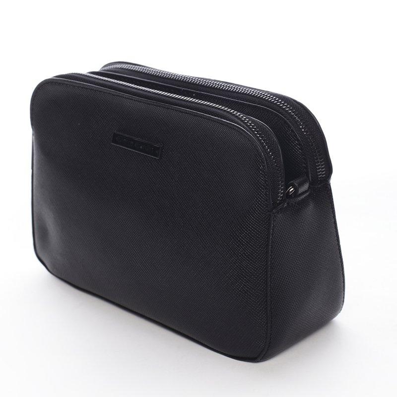 Crossbody kabelka PIERRE CARDIN Fortunata, černá