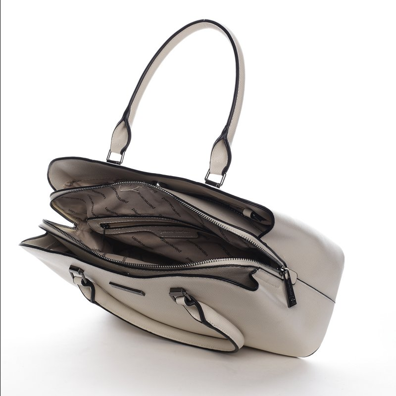 Dámská kabelka PIERRE CARDIN Irene, béžová