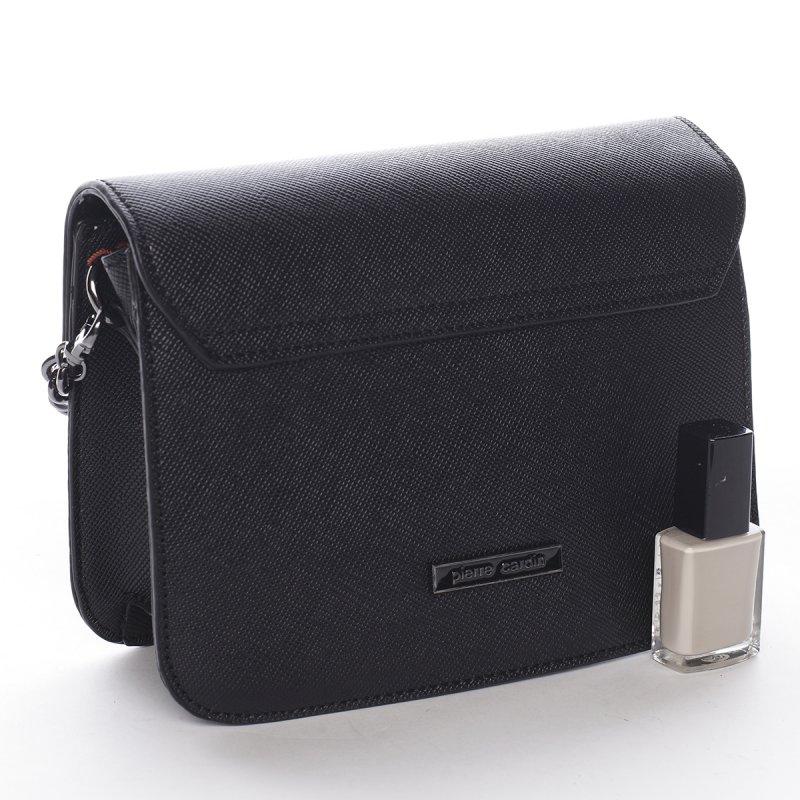 Elegantní crossbody kabelka PIERRE CARDIN Gema, černá