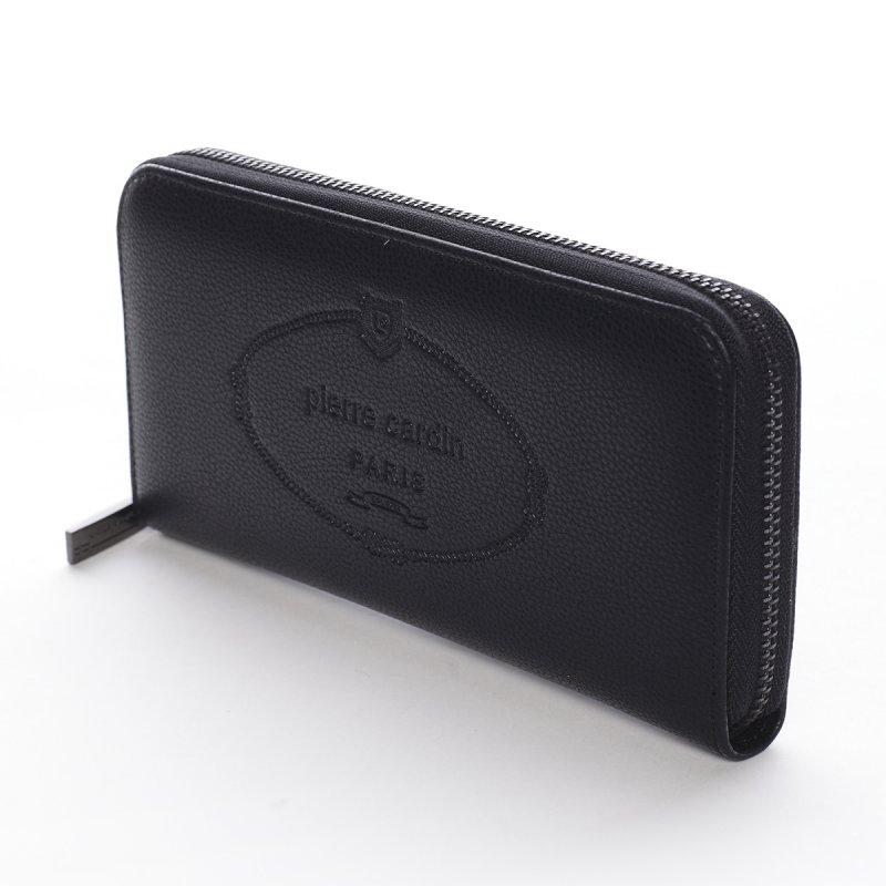 Dámská koženková peněženka Clotilde černá