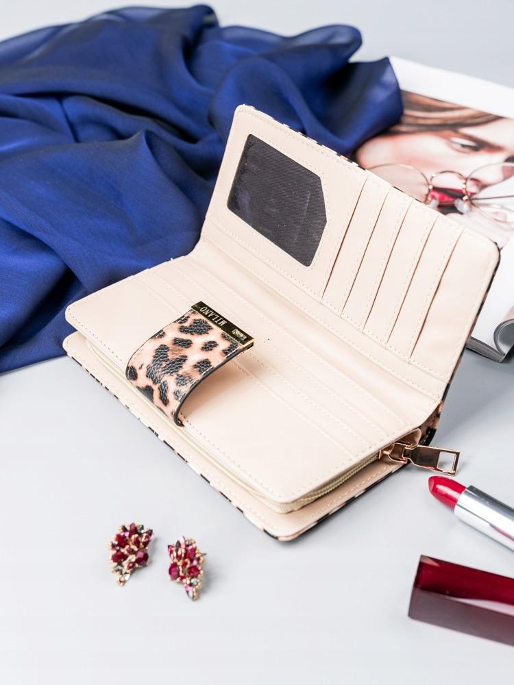 Luxusní dámská peněženka Maya, bílá