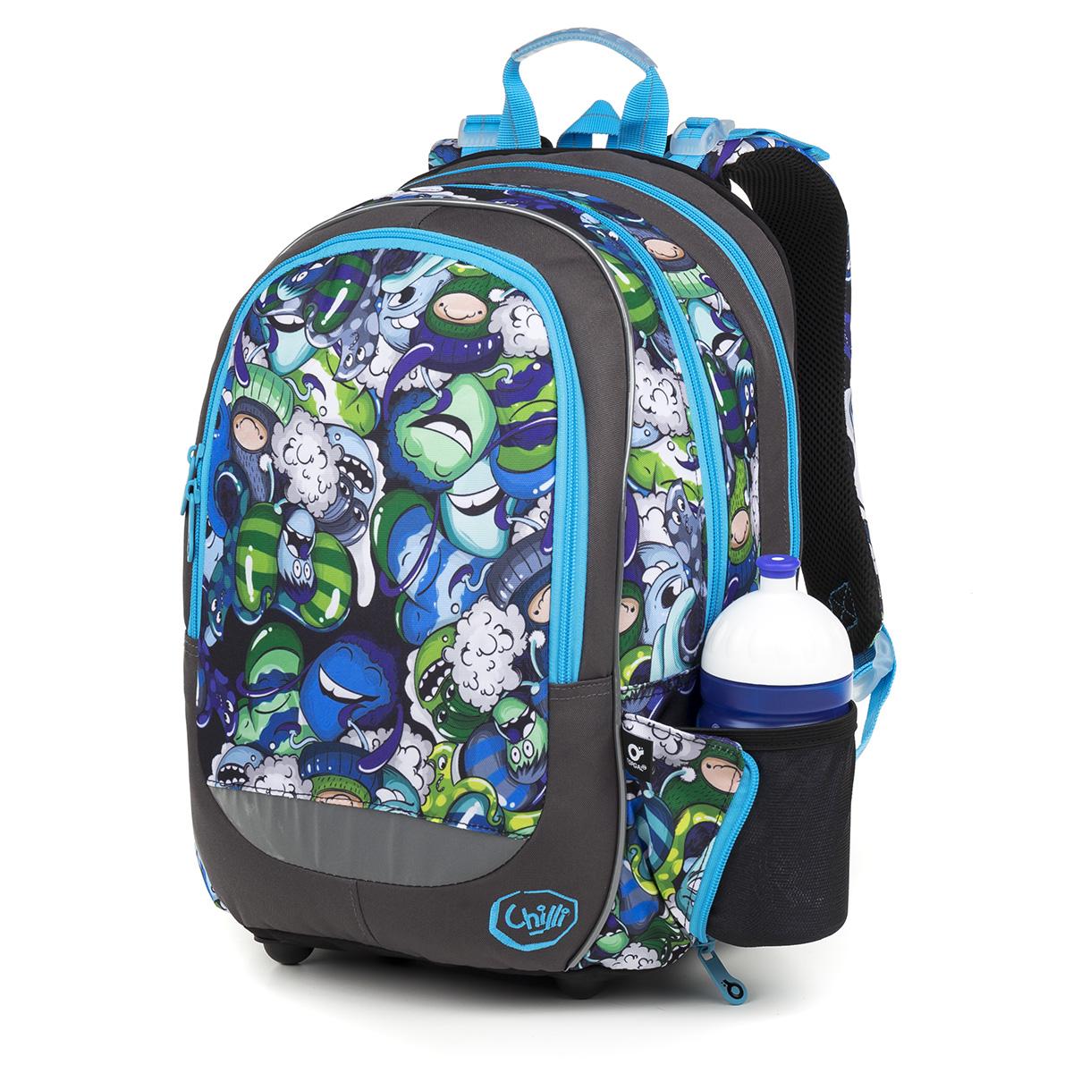 Školní batoh Topgal CODA 18048 B
