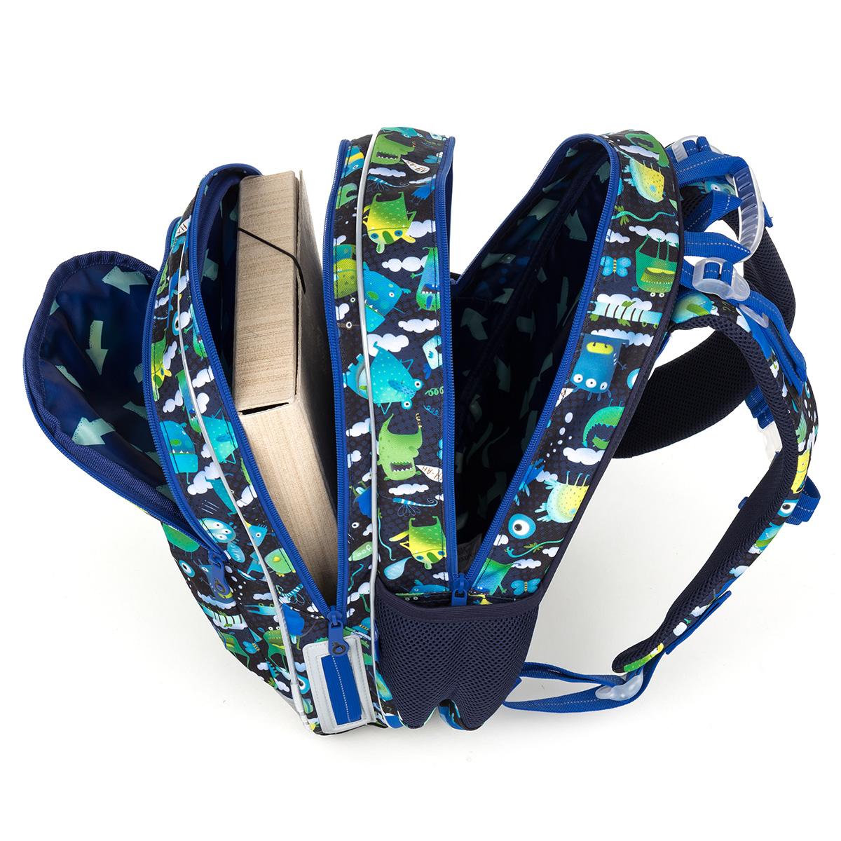 Školní batoh Topgal ELLY 18002 B