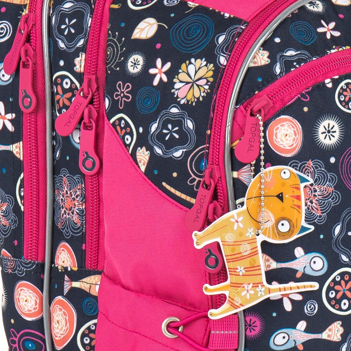 Školní batoh Topgal CHI 876 D - Blue