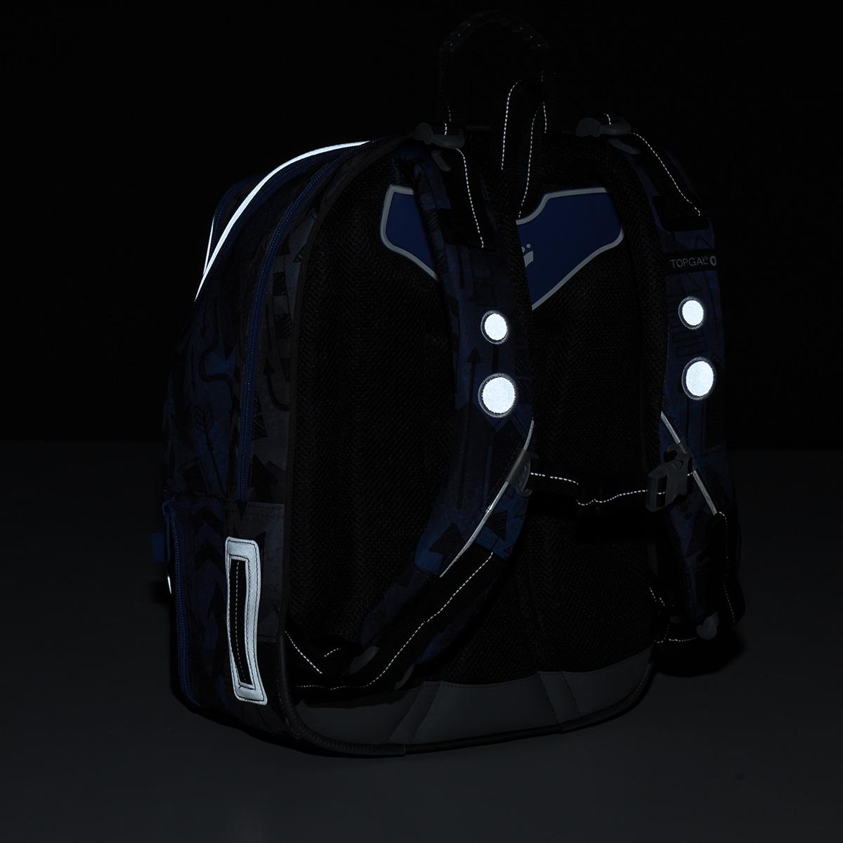 Školní batoh Topgal LYNN 18005 B