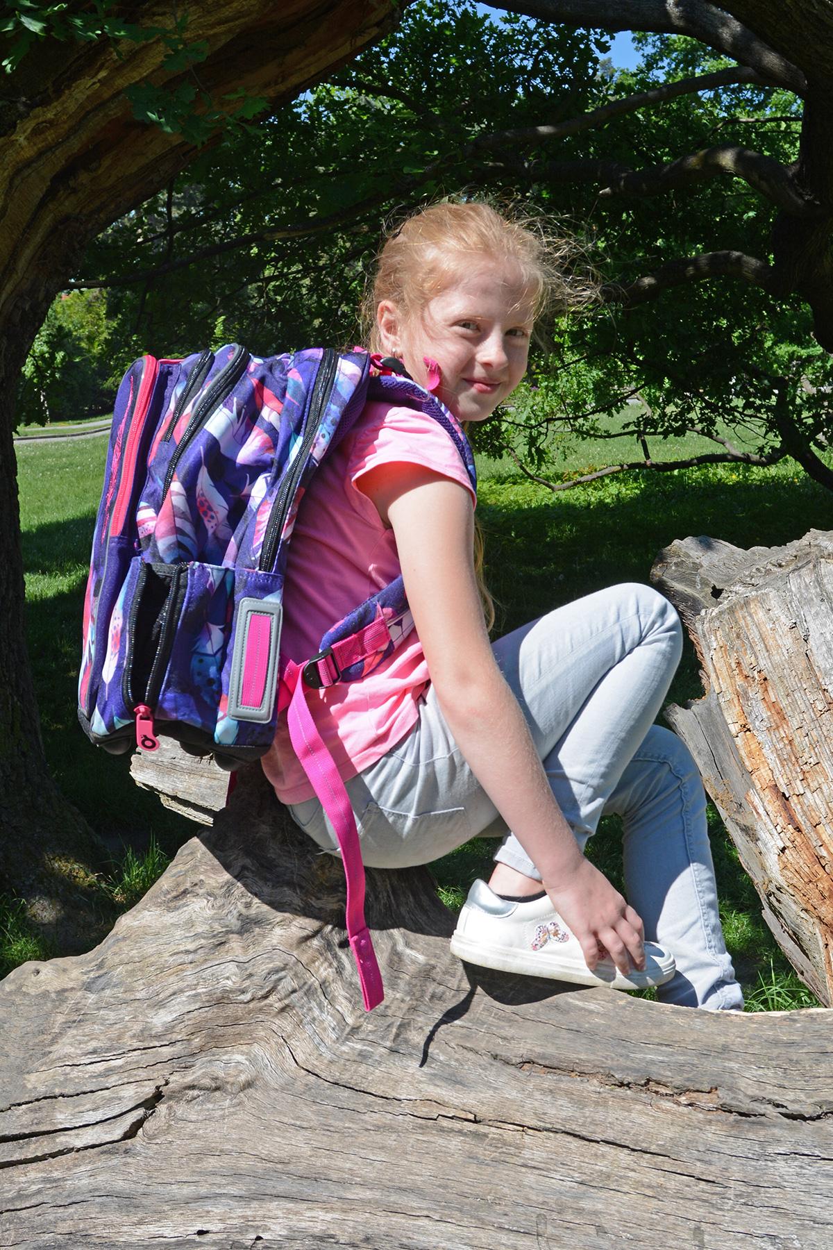 Školní batoh Topgal LYNN 18009 G