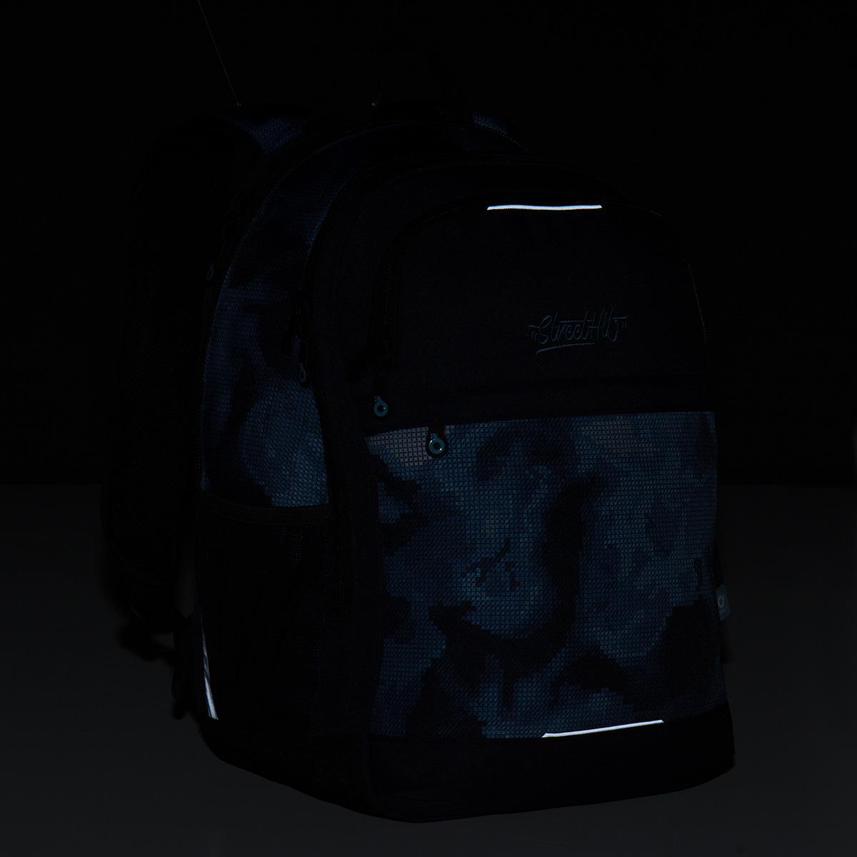 Studentský batoh Topgal RUBI 18035 B