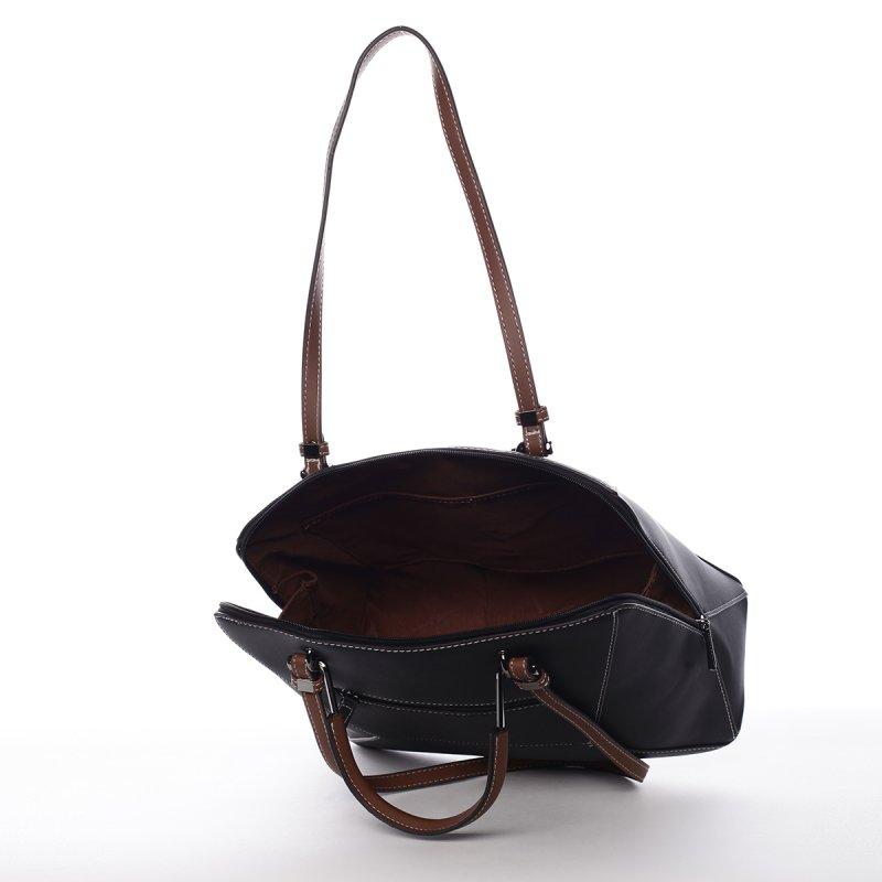 Nadčasová kabelka přes rameno Esperanza, černá