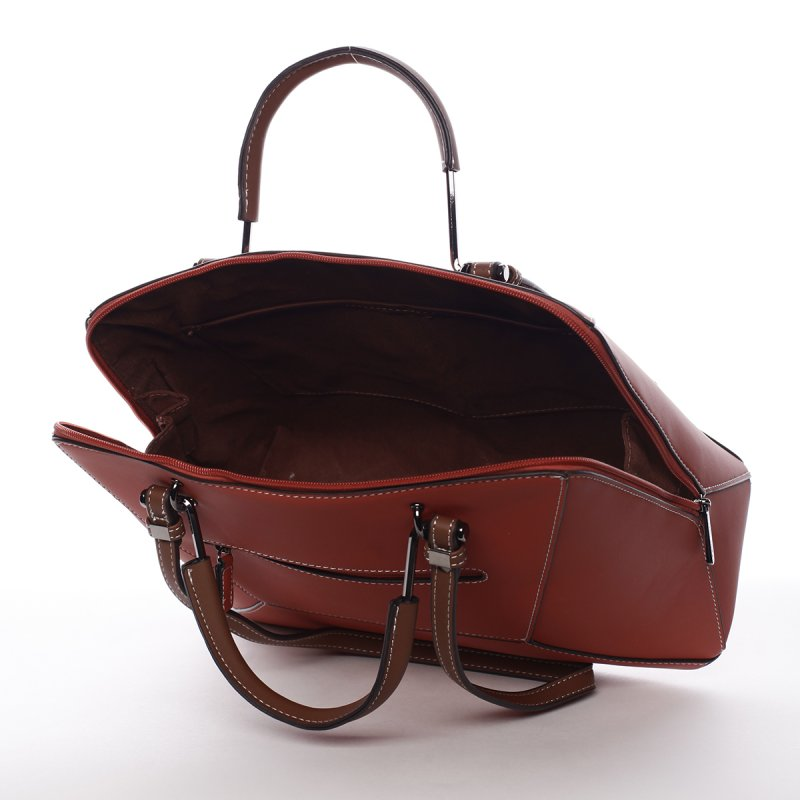 Nadčasová kabelka přes rameno Esperanza, červená