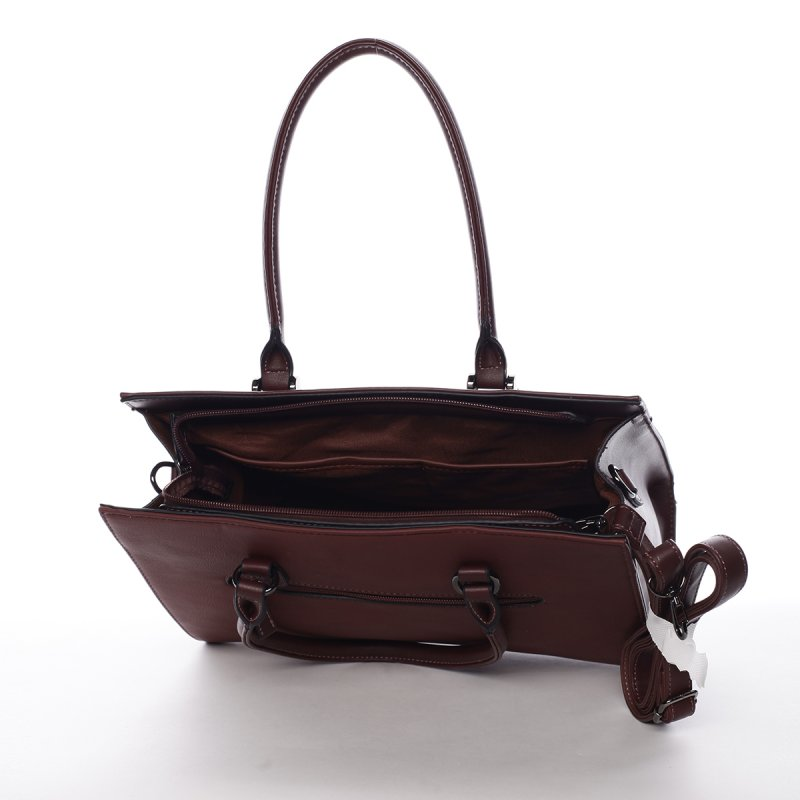 Dámská kabelka David Jones Cecelia, bordó