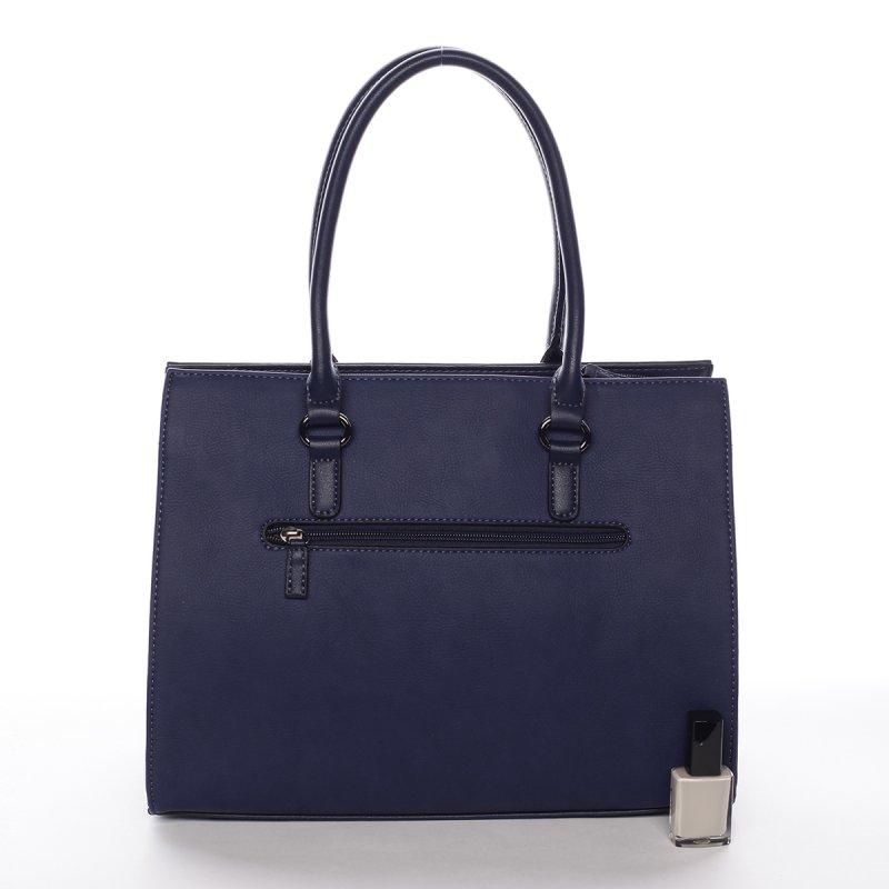 Dámská kabelka David Jones Cecelia, tmavě modrá