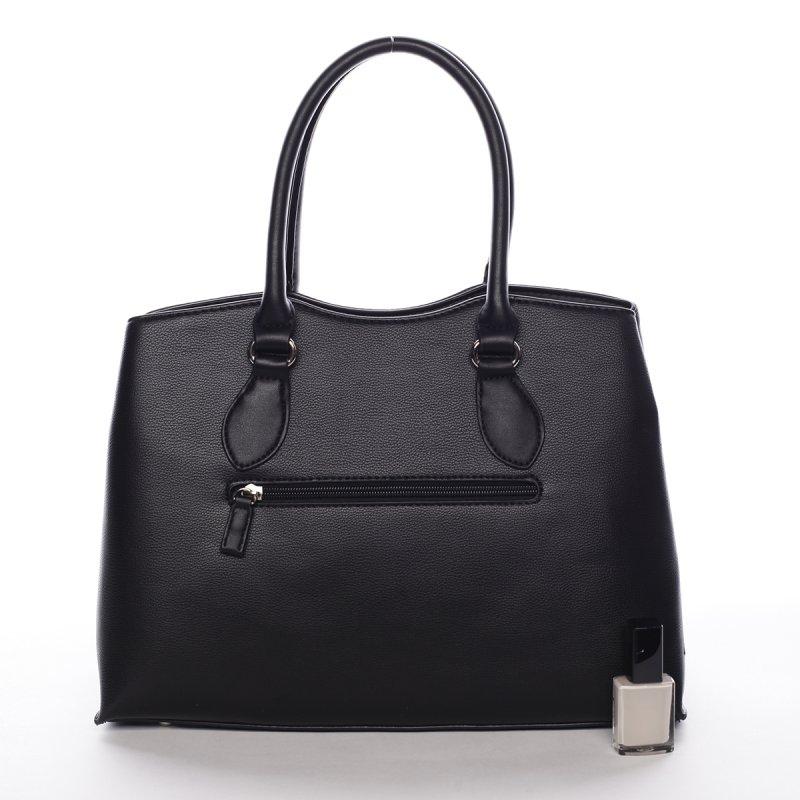 Dámská kabelka do ruky Solana, černá