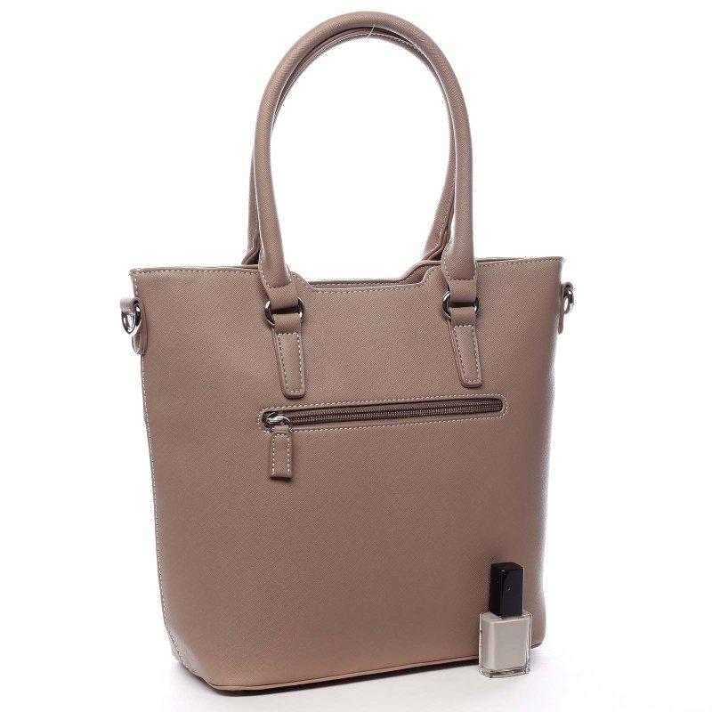 Dámská kabelka do ruky Zarina, růžová