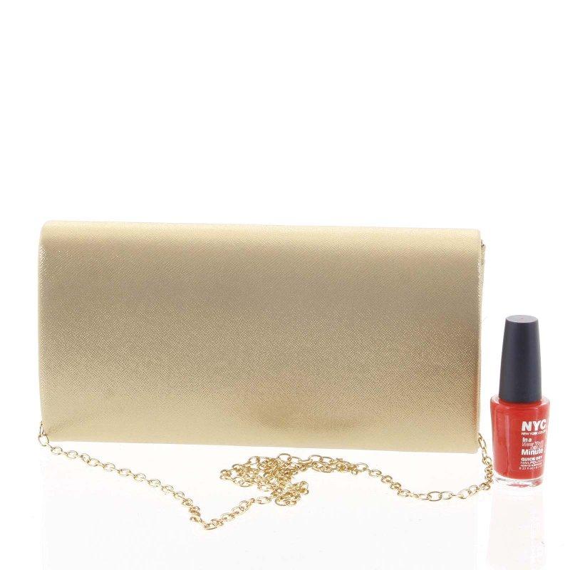 Elegantní psaníčko do ruky Abbondio zlatá