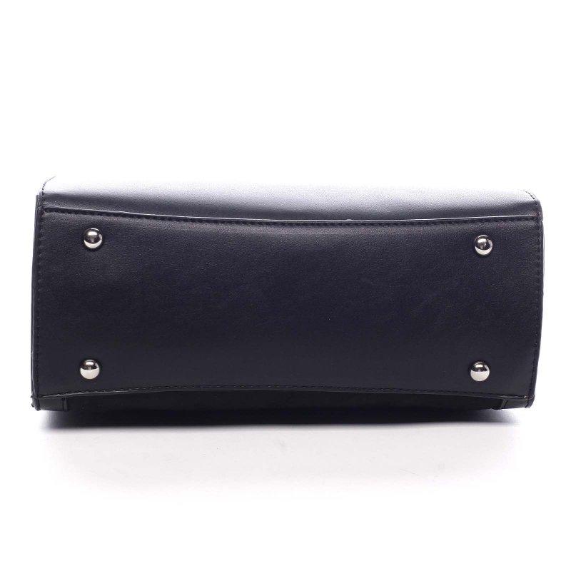 Stylový dámská kufřík Norberto černá