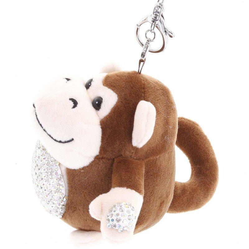 Přívěsek na kabelku či klíče opička Canute