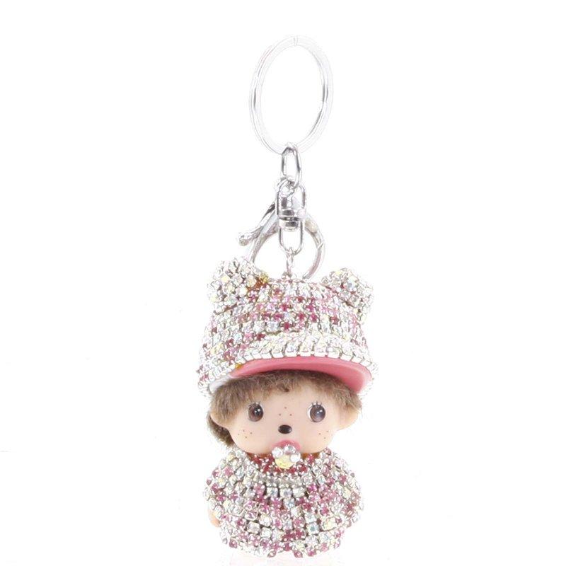 Přívěsek na kabelku či klíče miminko Lane fushiová