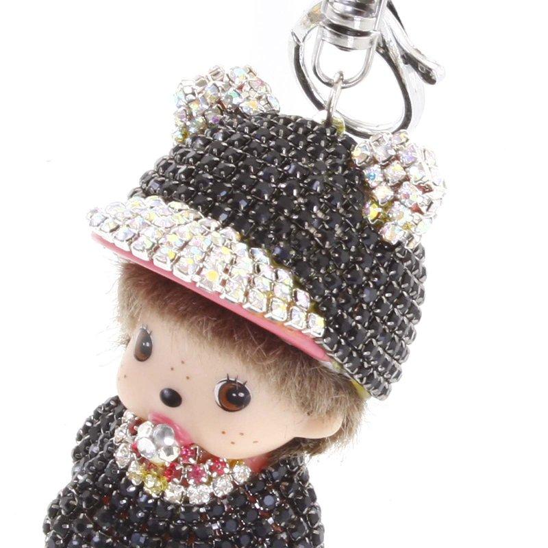 Přívěsek na kabelku či klíče miminko Lane černá